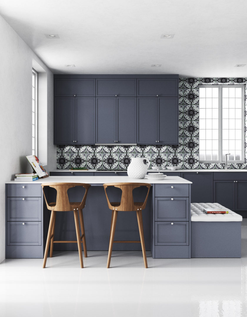 Malt Shaker Blue kitchen 04